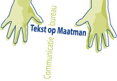 Communicatiebureau Tekst op Maatman